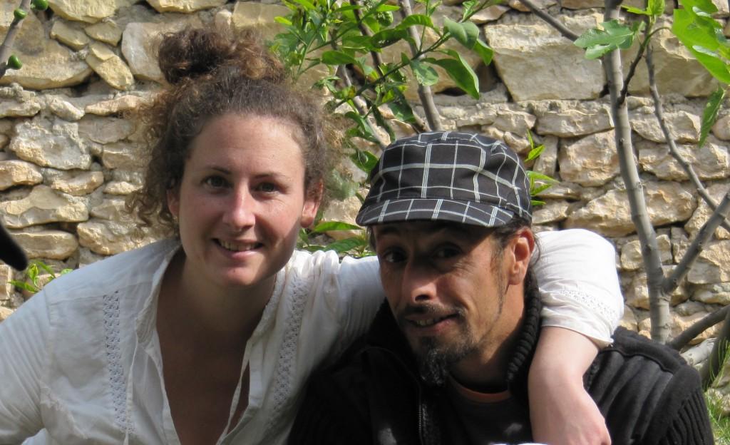 Basset et Corinne